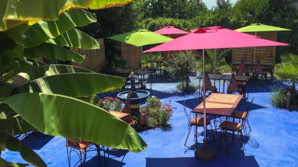 Jardin extérieur - Les Jardins de Majorelle, Ormesson-sur-Marne