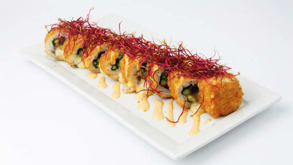 Suggestion du chef - Spring Sushi, Paris