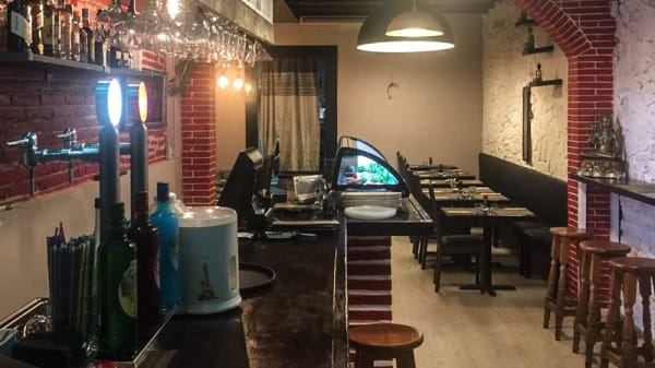 Sala del restaurante - Sushi Ramen b.c.n, Barcelona