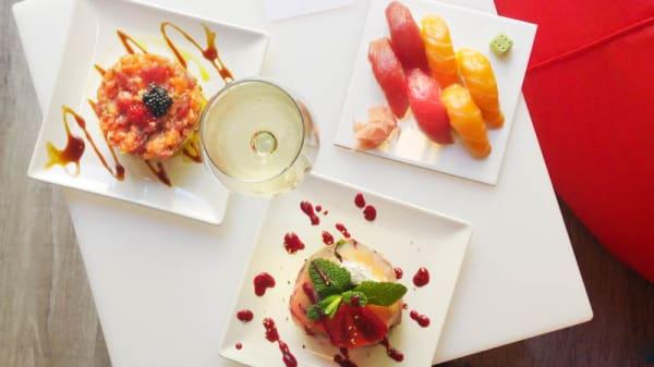 Sugerencia del chef - Mucho Sake Bcn, Barcelona
