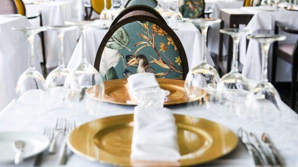 Sala Principal (já com a nova imagem) - Restaurante do Forte, Funchal
