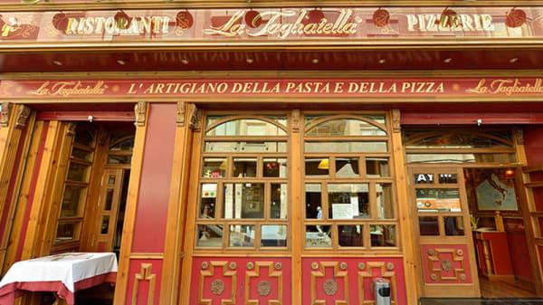 Vista fachada - La Tagliatella Arquitecto Morell, Alicante