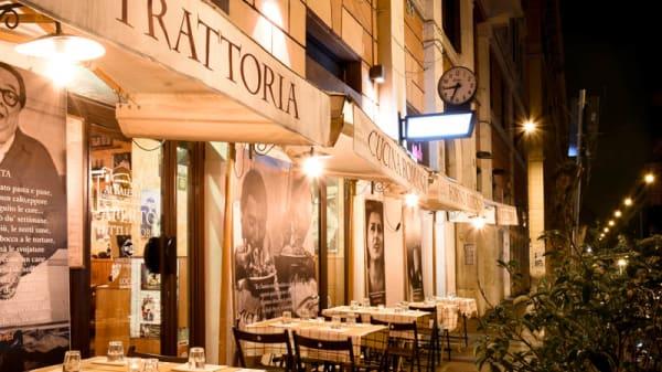 esterno - Ai Balestrari Prati, Rome