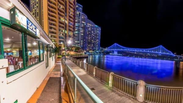 Waterfront - La Vue Waterfront Restaurant - Brisbane Australia, Brisbane (QLD)