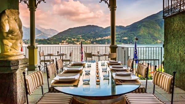 Terrazza - L'Escale Trattoria & Wine Bar, Tremezzo