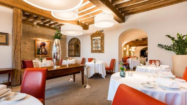 Salle du restaurant - Maison Lameloise, Chagny