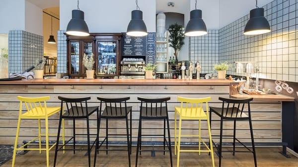 Innenansicht - Lisboa Lounge | Dine and Wine, Wien