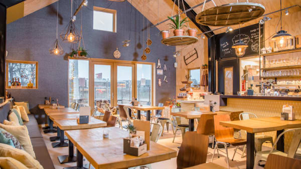 Restaurant - De Stadshoeve Park & Bistro, Zwolle