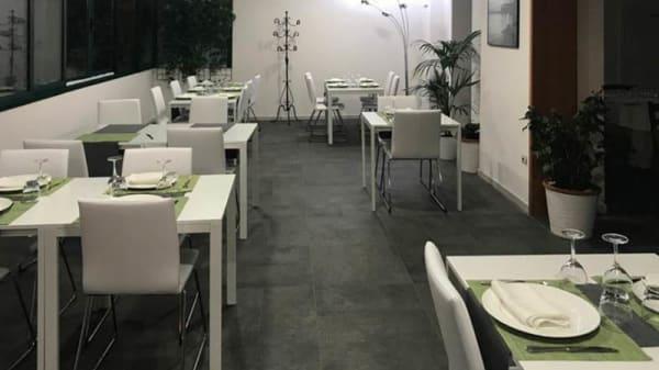Vista sala - Bianca Scogliera, Rimini