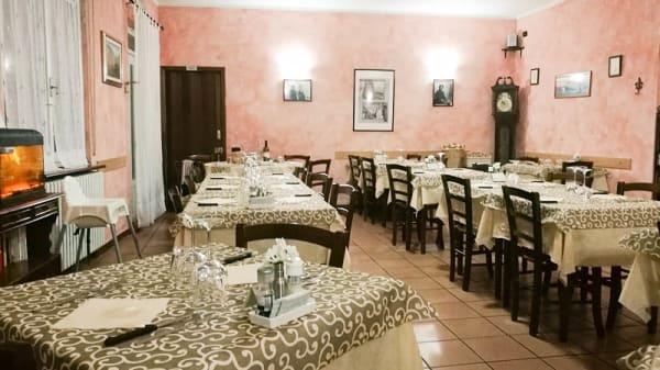 Interno - Osteria Toscana e Non Solo..., Albuzzano