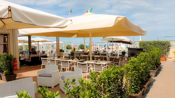 Terrazza - Mar Y Sol Spiaggia57, Lido Di Spina