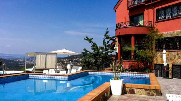 Restaurante - Petit Mirador - Hotel Petit Mirador, Torrelles De Llobregat