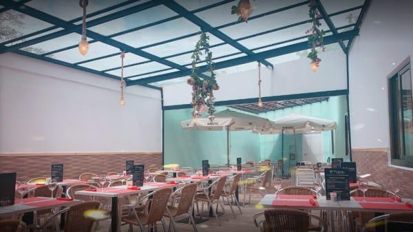 Bar Restaurante Trebol, Madrid