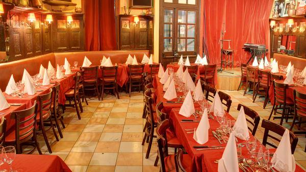 Aperçu de la salle - Chez Ma Cousine Cabaret, Paris