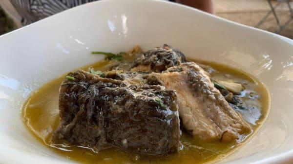suggerimento dello chef - Casa Patrizia, Bolsena