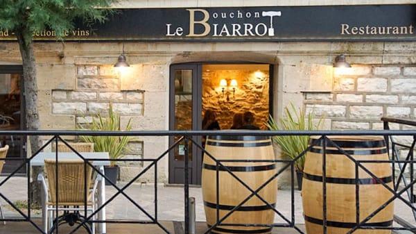 devanture - Le Bouchon Biarrot, Biarritz