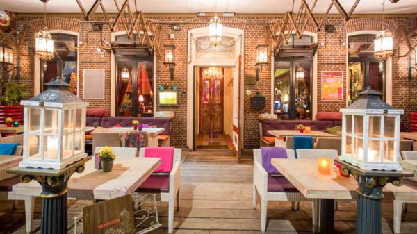 Het restaurant - De Revolutie, Winterswijk