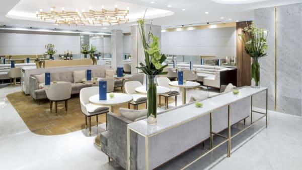 Restaurant - Bars at the Royal Lancaster Hotel, London