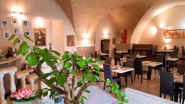 Salle du restaurant - Puccini, Istres