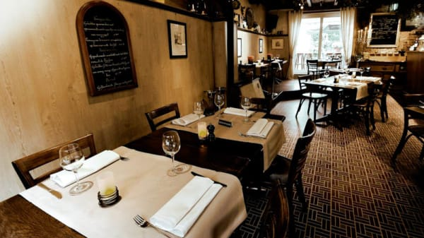 Restaurant - De Nisse, Bruges