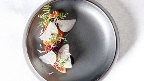Chef's suggestion - Restaurant Leaven, København