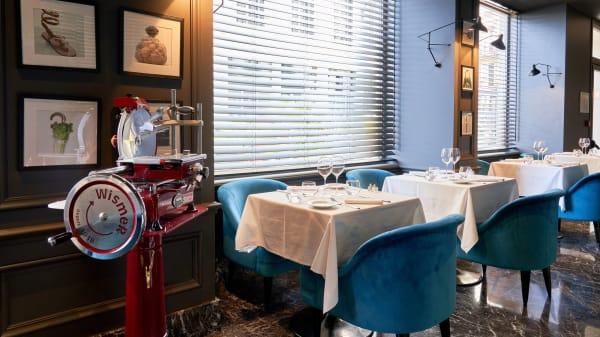 Angelo | Italian Restaurant, Lyon