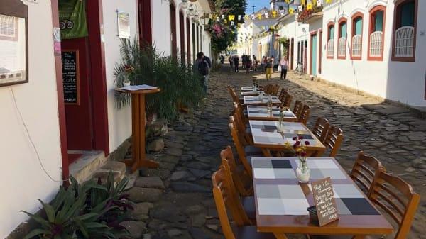 Esplanada - Oui Paraty - Crepes e Culinária Tradicional Francesa, Paraty