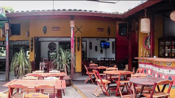 Esplanada - Maiyê Restaurante, Paraty