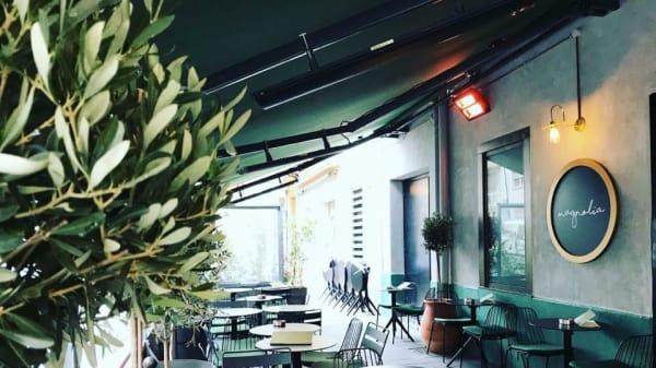terrasse - Magnolia Café, Nice