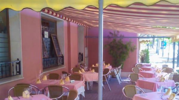 Vista terraza - Quid, Aranjuez