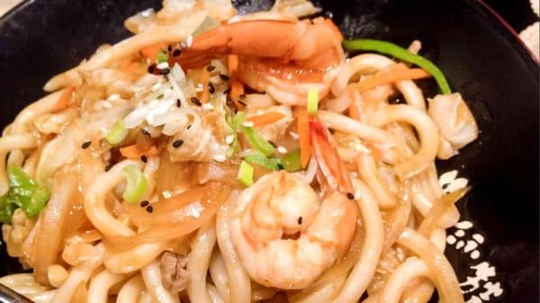 especialidad del chef - Tokio Teppanyaki, Gerona