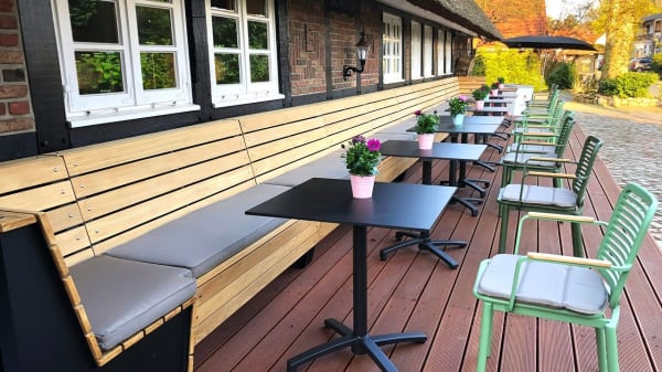 Terrasse - Restaurant Buur, Bendestorf