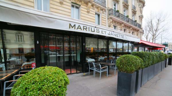 Bienvenue au restaurant Marius et Janette - Marius et Janette, Paris