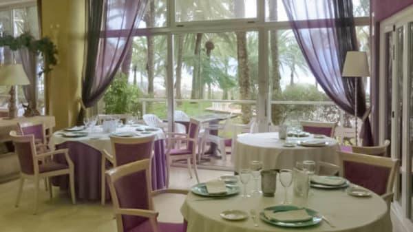 Vista sala - La Muse Vin, Adeje