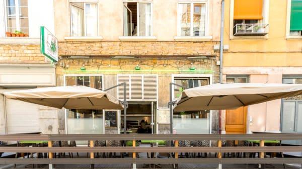 Entrée - Le Jardin des Dombes, Lyon