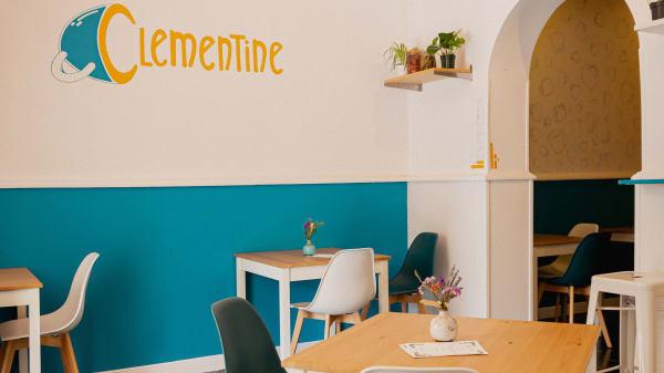 Clementine cafe bar, Madrid