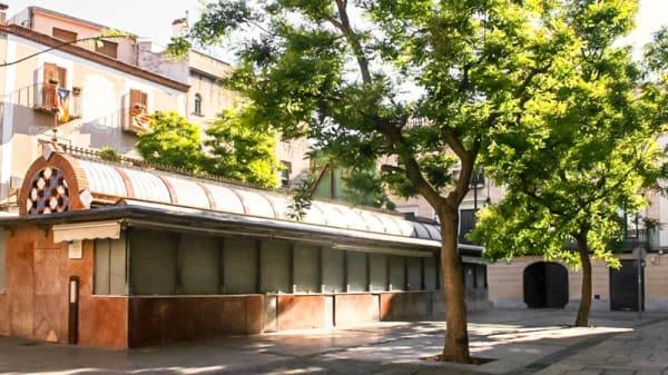 Mercat - El Peixet - Plaça Gran, Mataró