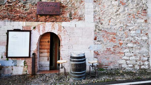 Entrata - Osteria Rivelin, Peschiera Del Garda