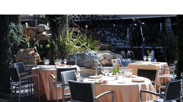 Vista terraza - Casa Quiquet - Hotel Casa Quiquet, Beniparrell