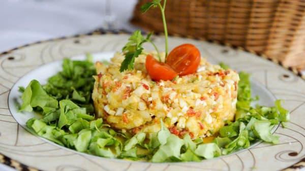 Sugerencia del chef - Casa Hermo, Ribeira