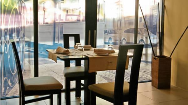 mesa - No Ponto Restaurante Bistrô, Lisboa