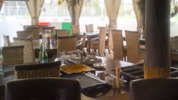 Het restaurant - Bella Donna, Uithoorn