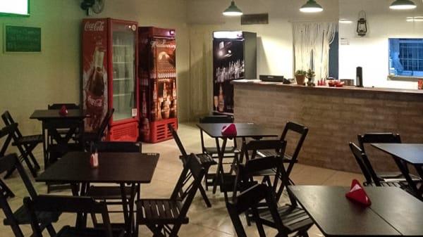 Sala - Bar Aristeu, Cotia