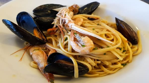Piatto - La Piazzetta di Santa Marinella, Santa Marinella