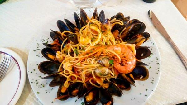 Suggerimento dello chef - Il Mare Caldo, Abbiategrasso