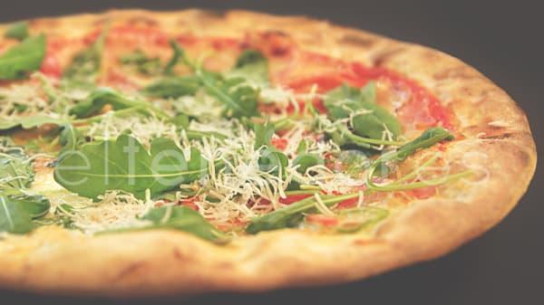 pizza - Pizzamania, Rome