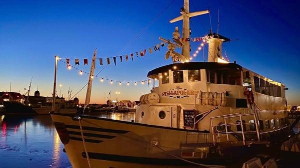 M/S Stella Polaris - Varberg Cruise Line, Varberg