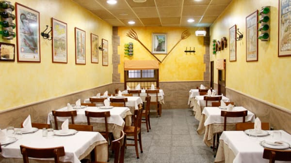 salón - Casa de Asturias, Madrid