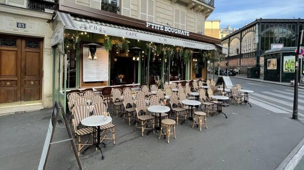 P'tite Bougnate, Paris