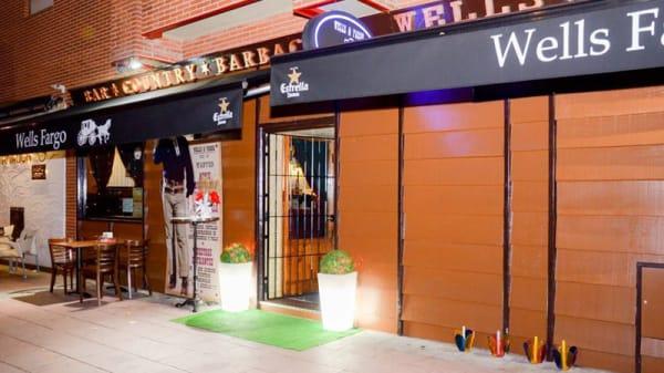 fachada - Wells and Fargo, Torrejon De Ardoz